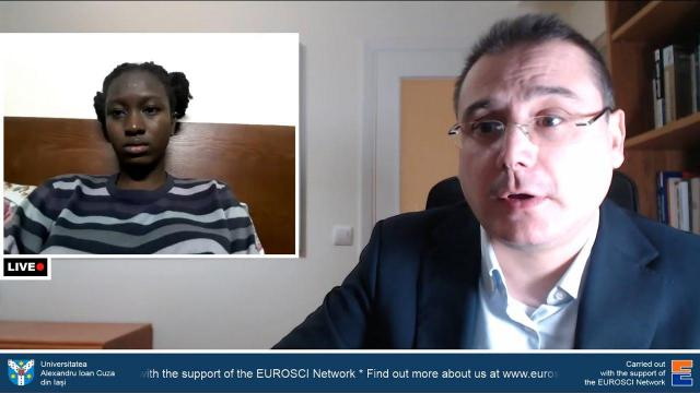 Embedded thumbnail for The EU and emerging markets: Discussion about modern slavery